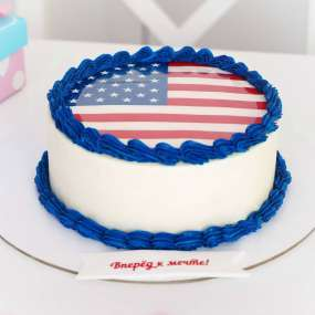 "Торт ""США"""