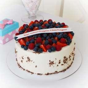 """Торт """"С ягодами"""""""