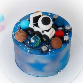 """Торт """"Космический"""""""