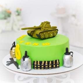 """Торт """"Военный"""""""