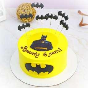"""Торт """"Бэтмен"""""""