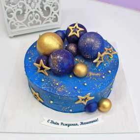 "Торт ""Звёздный жемчуг"""