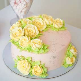 "Торт ""Ароматы летнего сада"""
