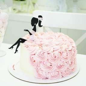 """Торт """"Леди"""""""