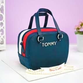 """Торт """"Модная сумка"""""""