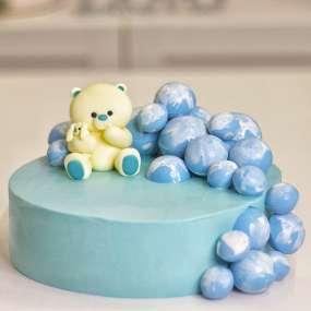 """Торт """"Полярный медведь"""""""
