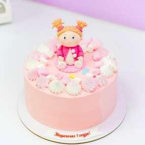 """Торт """"Сладкая девочка"""""""