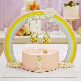 """Торт """"На радуге"""""""