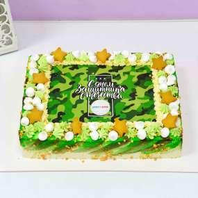 Зеленый торт джоки джоя