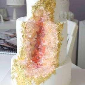 "Торт ""Кристаллы моря"""