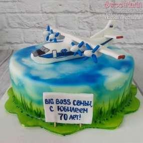 "Торт ""Самолет"""