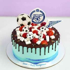 Торт зенит