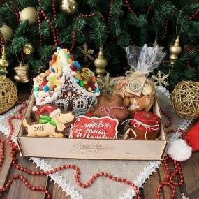 Набор подарочный №4 на Новый год