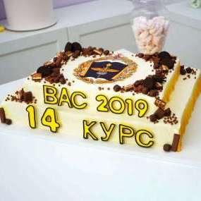 Торт на выпускной в университете