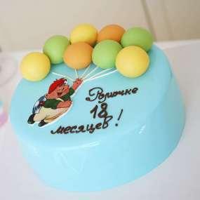 Торт с Карлсоном