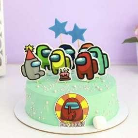 Торт Амонг ас