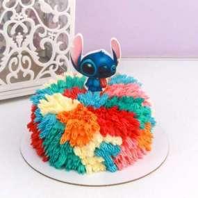 Торт со Стичем