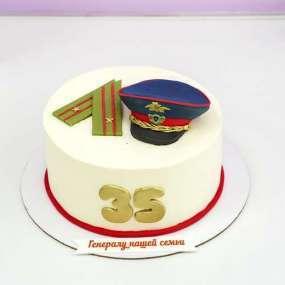Торт для генерала