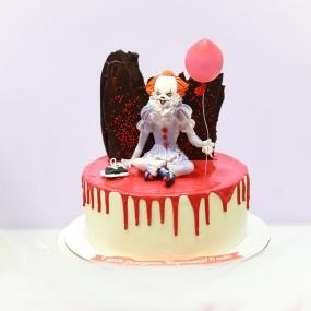 """Торт """"Пеннивайз"""""""