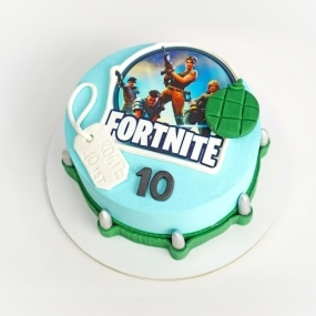 "Торт ""Фортнайт"" 2 кг"