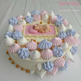 "Торт ""На рождение"""