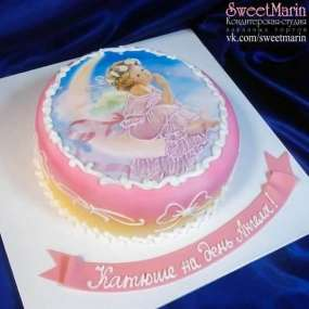 "Торт ""На день ангела"""