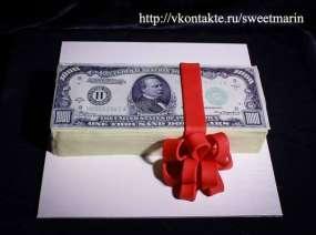Торт «1000 долларов»