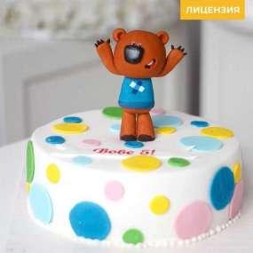 Торт Мишка Иннокентий