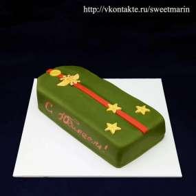 "Торт ""Погон"""
