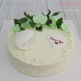 Тортик на годовщину свадьбы