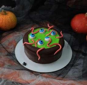 Тортик Котелок