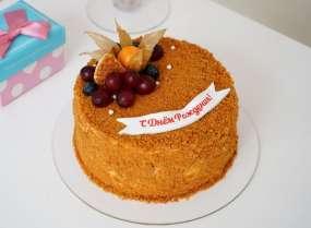Торт на 1 кг №7