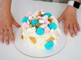 Торт на 1 кг №9