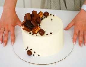 Торт на 1 кг №12