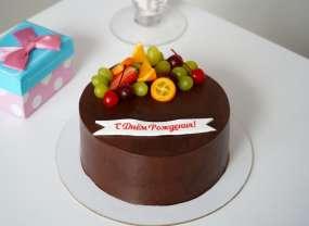 Торт на 1 кг №4