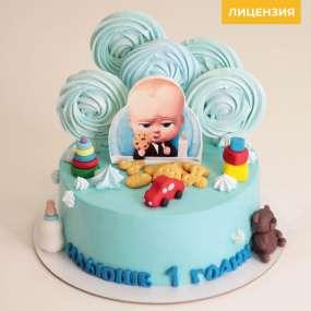Торт  Босс-молокосос