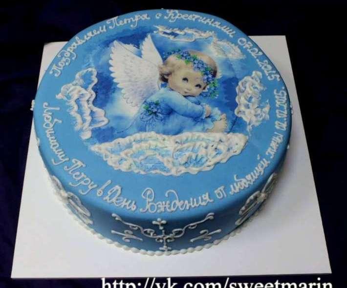 """Торт """"Ангелок"""" на праздник"""