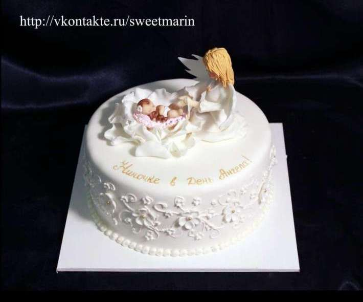 "Торт ""Ангел-хранитель"""