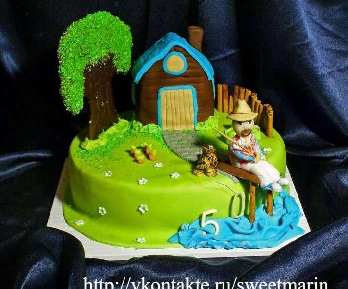 "Торт ""Сбыча мечт"""