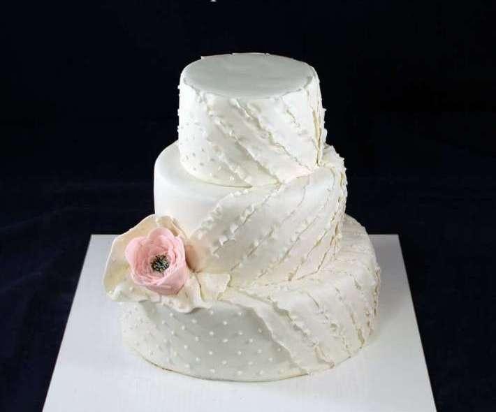 """Торт """"Льняная свадьба"""""""