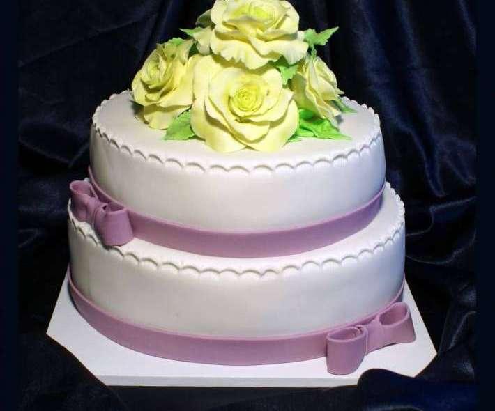 """Торт """"Ванильное небо"""""""