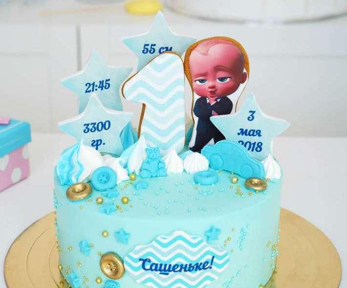 Торт Маленький босс