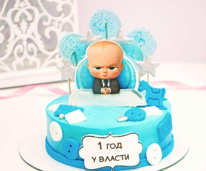 Торт Босс молокосос